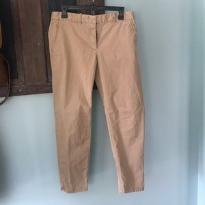 Gap Straight legged Khakis size 8R